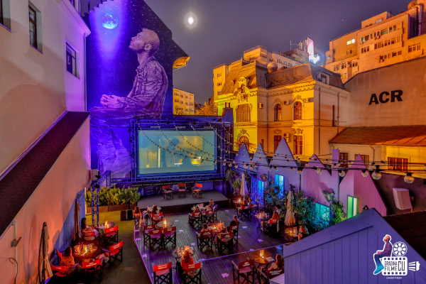 Grădina cu Filme - Cinema & More 2020