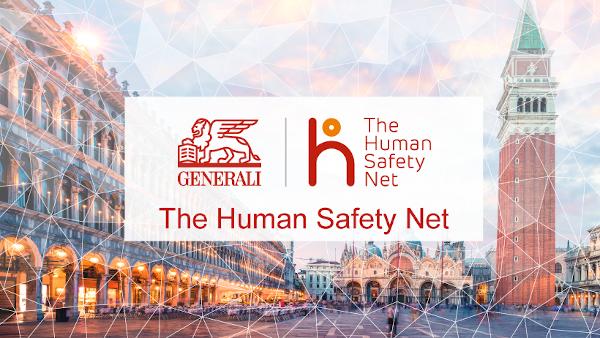 Programele The Human Safety Net susținute de Grupul Generali au sprijinit peste 30 de mii de oameni