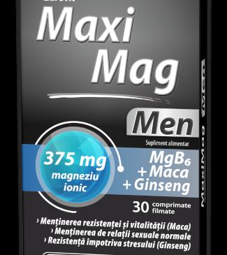 MaxiMag Men – un aport de energie