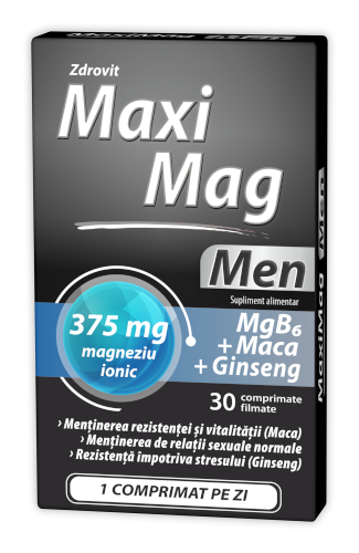 MaxiMag Men