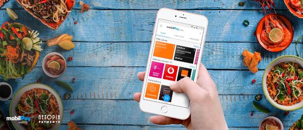 mobilPay Delivery, platforma pentru comenzi de la restaurante, magazine și producători locali, s-a lansat oficial pentru toți utilizatorii mobilPay Wallet