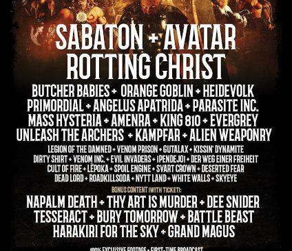 ARTmania, singurul festival românesc membru al European Metal Festival Alliance 2020