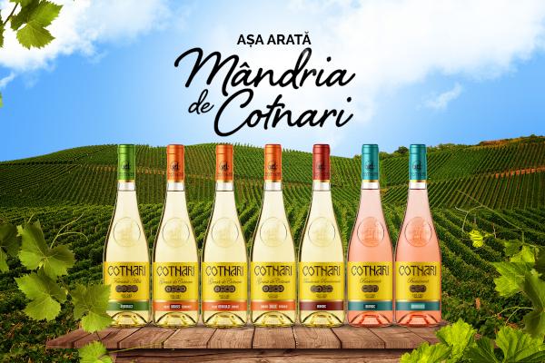 rebranding Cotnari
