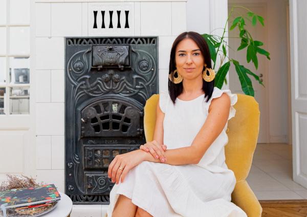 Andreea Emilian, fondator STROP Concept