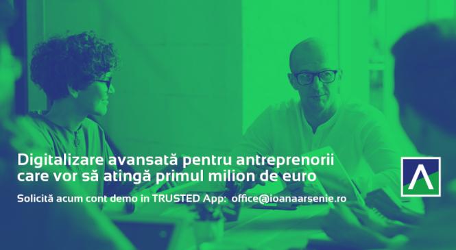 S-a lansat TRUSTED App cu o investiție inițială de 10.000 EURO