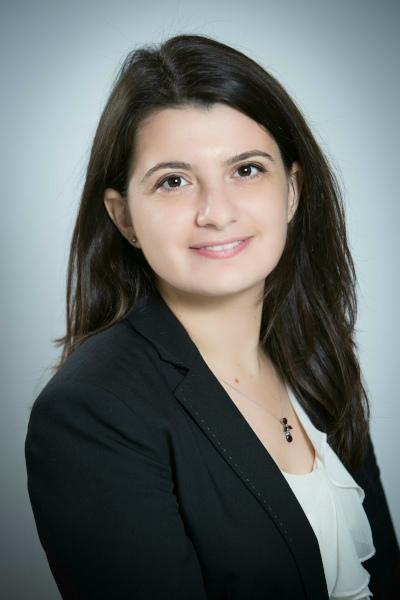 Anca Ghizdavu, Deloitte