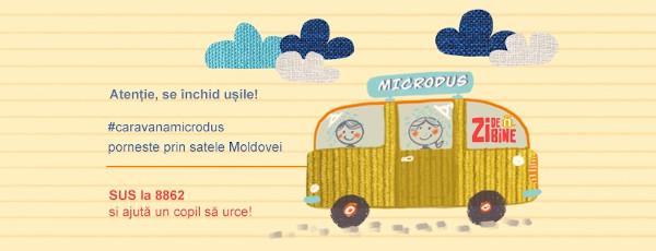 Asociația Zi de Bine_Microduș