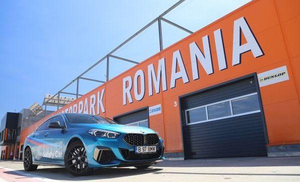 BMW M235i Gran Coupé Safety Car alături de un weekend spectaculos de motorsport Romanian Endurance Series şi Romanian Retro Racing