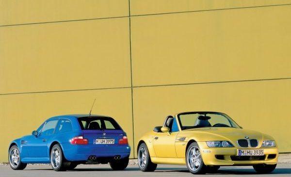 BMW Z3 împlineşte 25 de ani