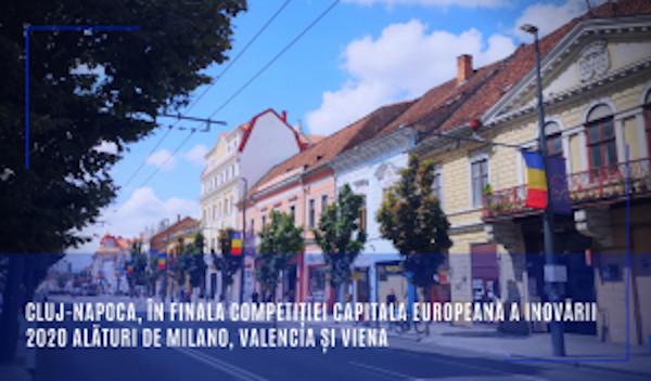 Cluj Capitala europeana a inovarii 2020