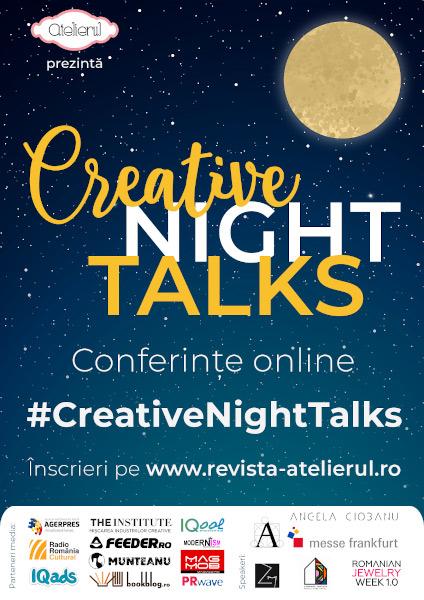 Creative Nights_conferinte