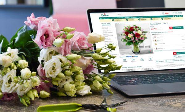 De Sfânta Maria, 20% dintre buchetele de flori sunt livrate în destinații neobișnuite