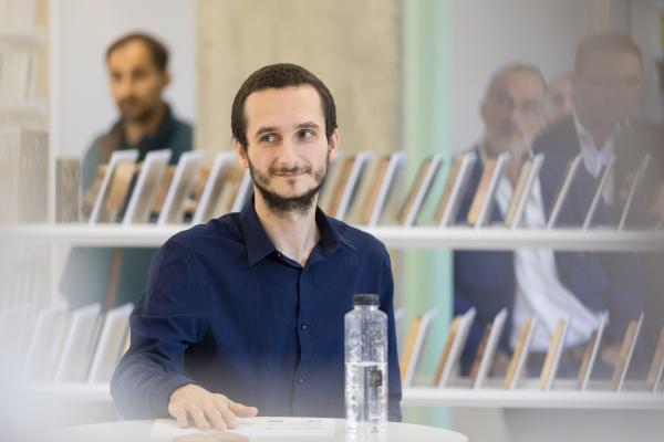 Florin Cobuz, fondator Make4.ro și Asociația Nod makerspace