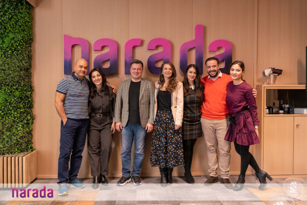 Fondatorii Narada și parte din Advisory Board