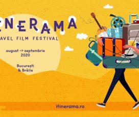 Itinerama Travel Film Festival duce la Brăila 7 proiecții în premieră națională