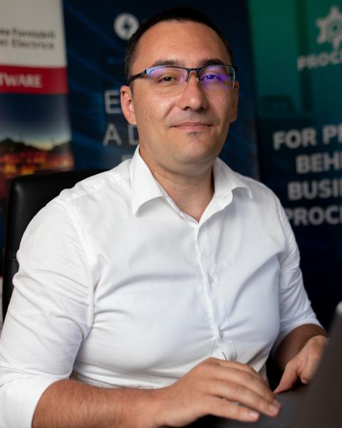 Mihai Darzan, CEO Ringhel