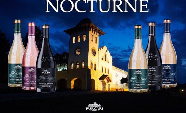 Nocturne, gama exclusivistă dedicată iubitorilor de vin, a fost lansată de Vinăria Purcari