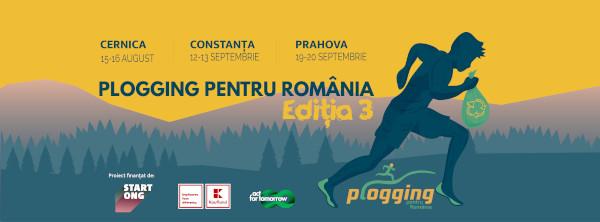 Plogging pentru România Ediția 3