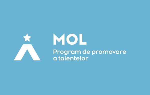 Programul MOL de promovare a talentelor logo