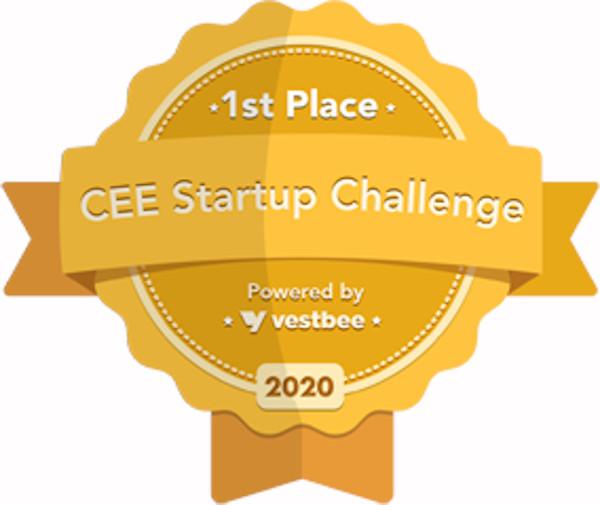 Ringhel Prize, CEE Startup Challenge 2020