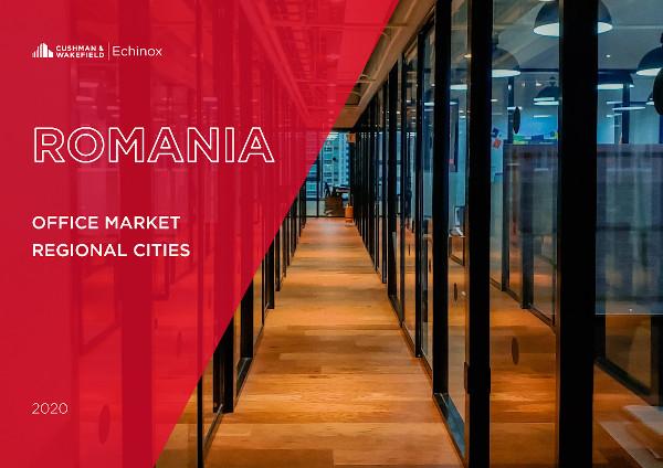 Romania Office Regional Cities H1 2020
