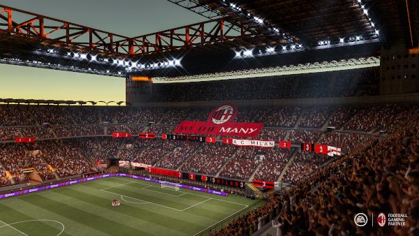 EA SPORTS anunță parteneriate pe termen lung cu A.C. Milan și Inter Milan pentru EA SPORTS FIFA