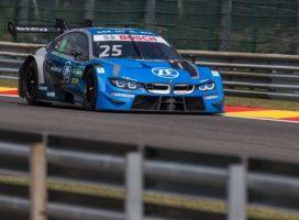 Opt clasări în puncte pentru BMW M4 DTM în ciuda unui start de sezon dificil la Spa-Francorchamps