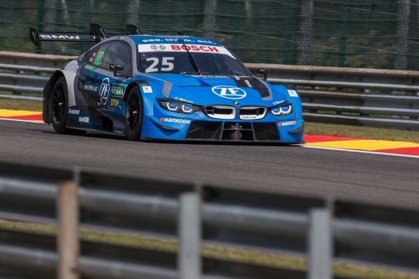 Spa-Francorchamps (BEL), 1st August 2020. BMW M Motorsport, DTM Rounds 1 & 2, Philipp Eng (AUT), BMW Team RBM, #25 ZF BMW M4 DTM