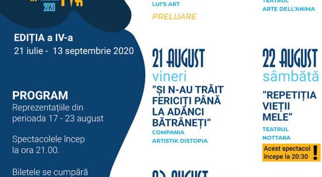 """""""TEATRU ÎN TVR"""" – săptămâna cinci"""