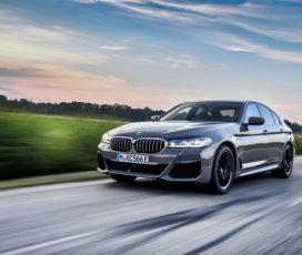 Noul BMW 545e xDrive Sedan