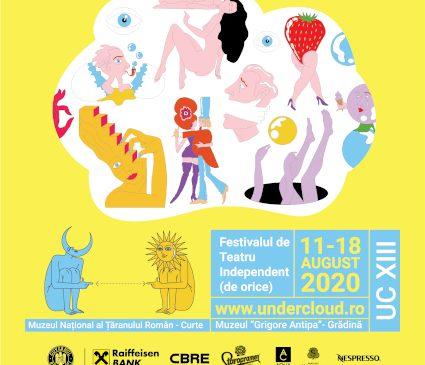 UNDERCLOUD, Festivalul de Teatru Independent de Orice începe marți, 11 august