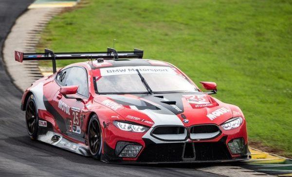 Locul al doilea pe podium pentru BMW Team RLL în Virginia – Bill Auberlen a sărbătorit un record de victorii în IMSA
