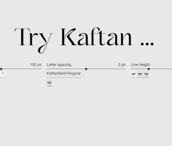 Kaftan Serif by Victor Bartis este Lucrarea Lunii Iulie în Top 3 ADC