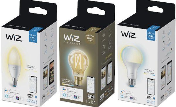 Iluminat inteligent pentru viața de zi cu zi: WiZ lansează o nouă generație de produse în România