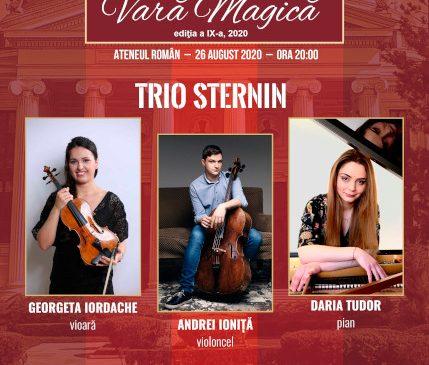 """Kamerata Kronstadt – concert de închidere la """"Vara Magică"""" pe 27 august în faţa Ateneului Român"""