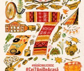 #Cei7AniDeAcasă: Zilele Nordului continuă și în vremuri de pandemie
