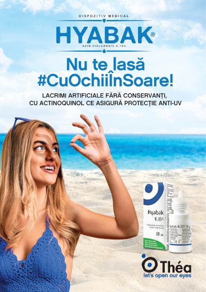 afis campanie #CuOchiiÎnSoare