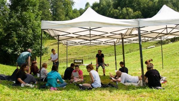 NO.MAD Outdoor Camp by Mișu Ionescu