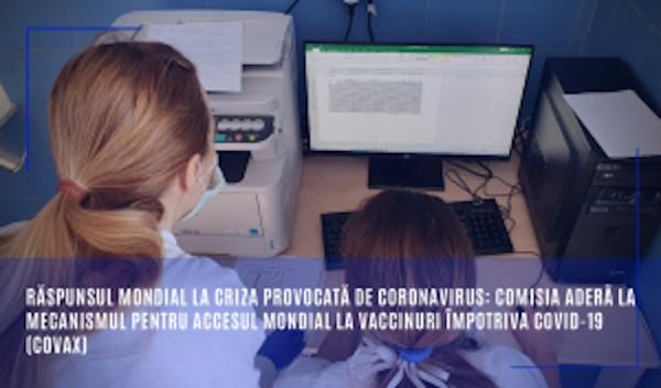 participare COVAX