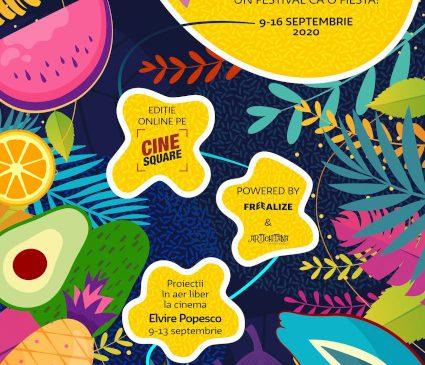 Proiecții în aer liber la a 5-a ediție Película