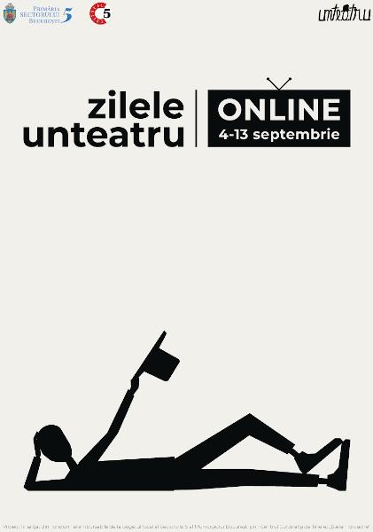 poster Zilele Unteatru online