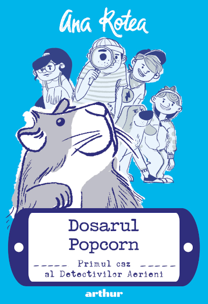 2020 Ana Rotea, Dosarul Popcorn