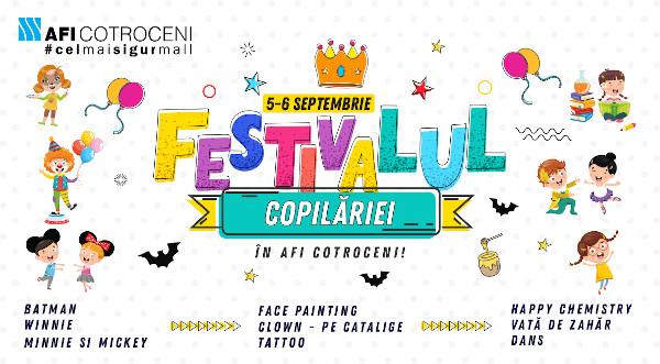 AFI Cotroceni_Festivalul Copilariei