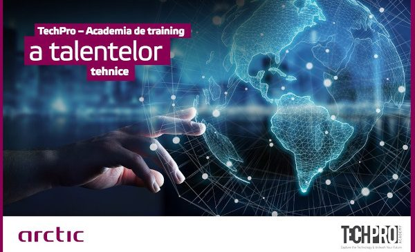 Arctic lansează Academia de Training TechPro în colaborare cu Universitatea Koç din Turcia și Universitatea Valahia din România