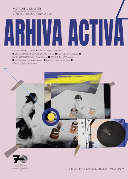 Arhiva Activa