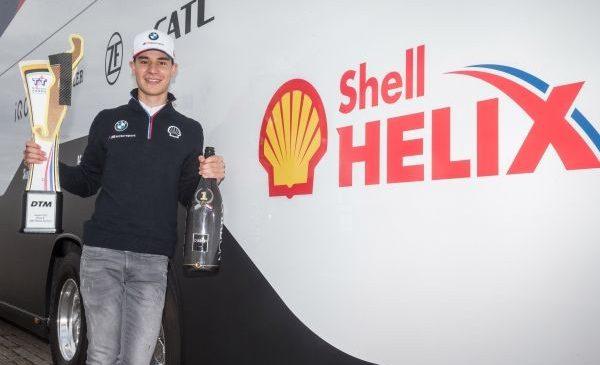 Sheldon van der Linde câştigă pentru BMW la Assen şi devine primul sud-african învingător într-o cursă DTM