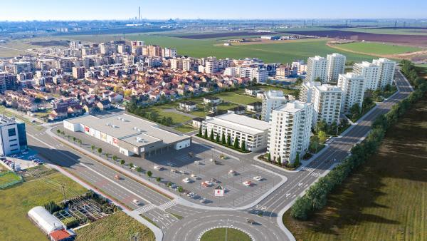 Impact Developer & Contractor începe lucrările de construcție la primele 209 apartamente Boreal Plus din Constanța. Proiectul aduce o premieră pe piața locală