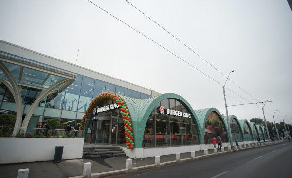 AmRest a deschis trei noi restaurante Burger King într-o singură lună. Piața Sudului intră de astăzi pe harta Burger King