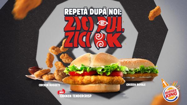 Chicken Festival Burger King