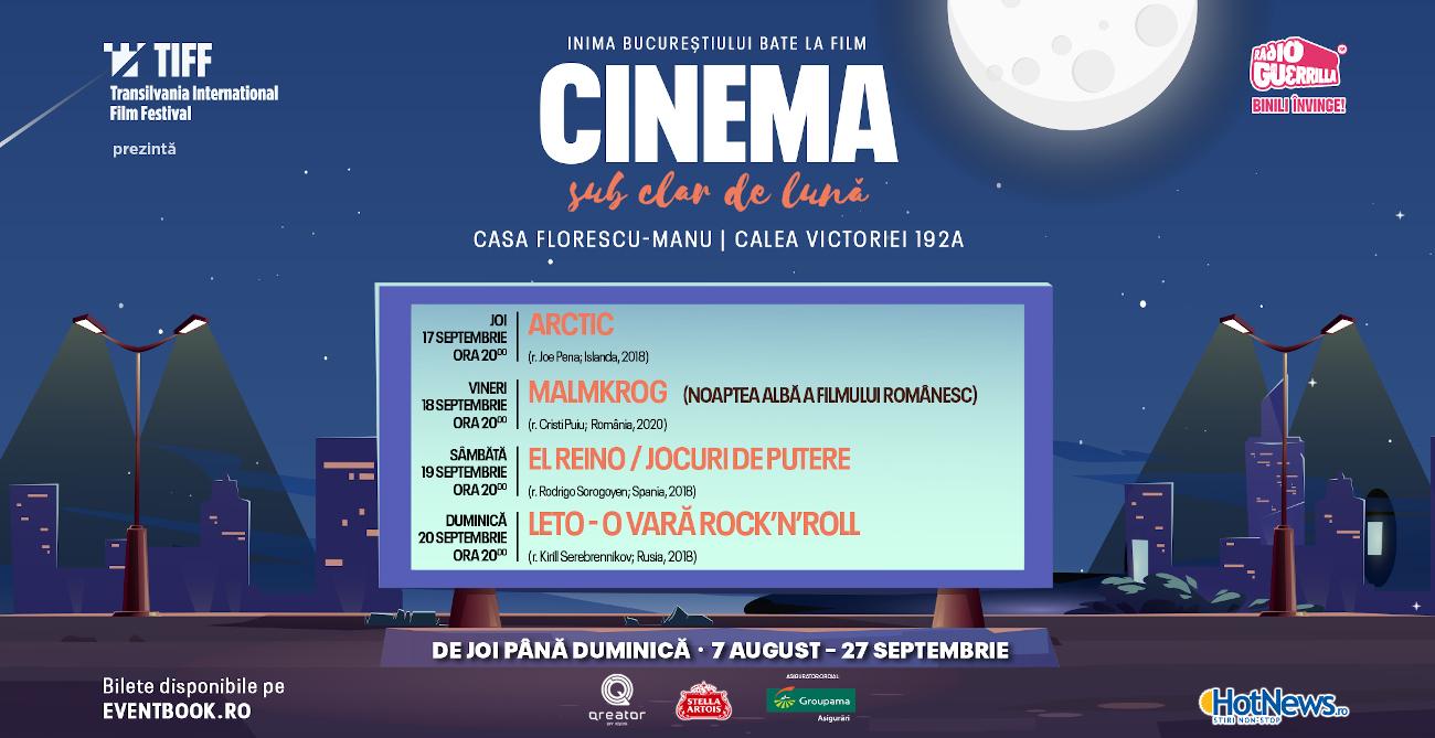 Cinema sub clar de luna W7 wide